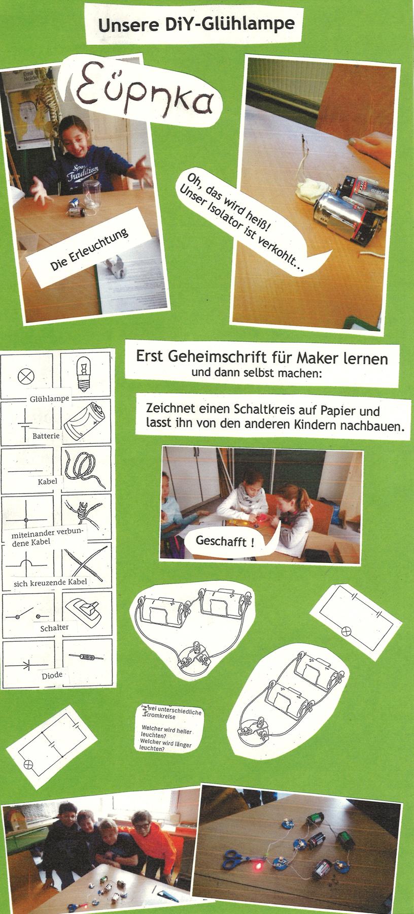 Nett Schaltkreise Projekt Zeitgenössisch - Schaltplan Serie Circuit ...