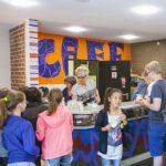 Schulcafe der Evangelische Schule Steglitz
