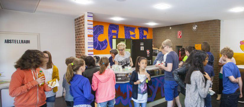 Schulcafe Evangelische Schule Steglitz